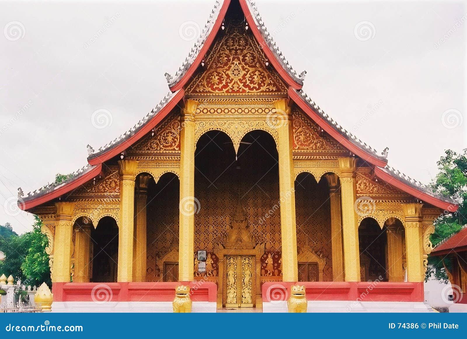 Laoatian Tempel