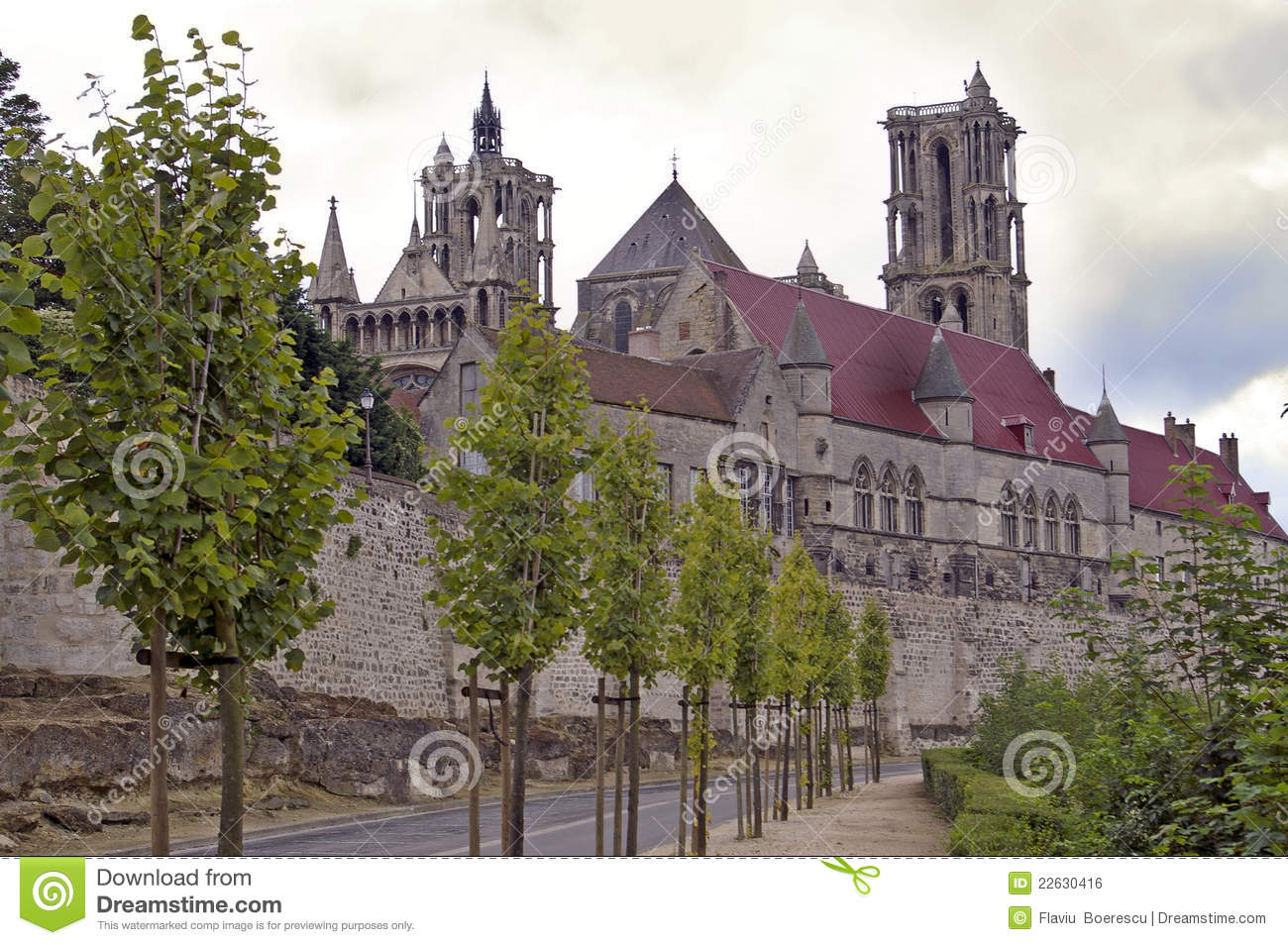 Laon France  city images : Laon France Image libre de droits Image: 22630416