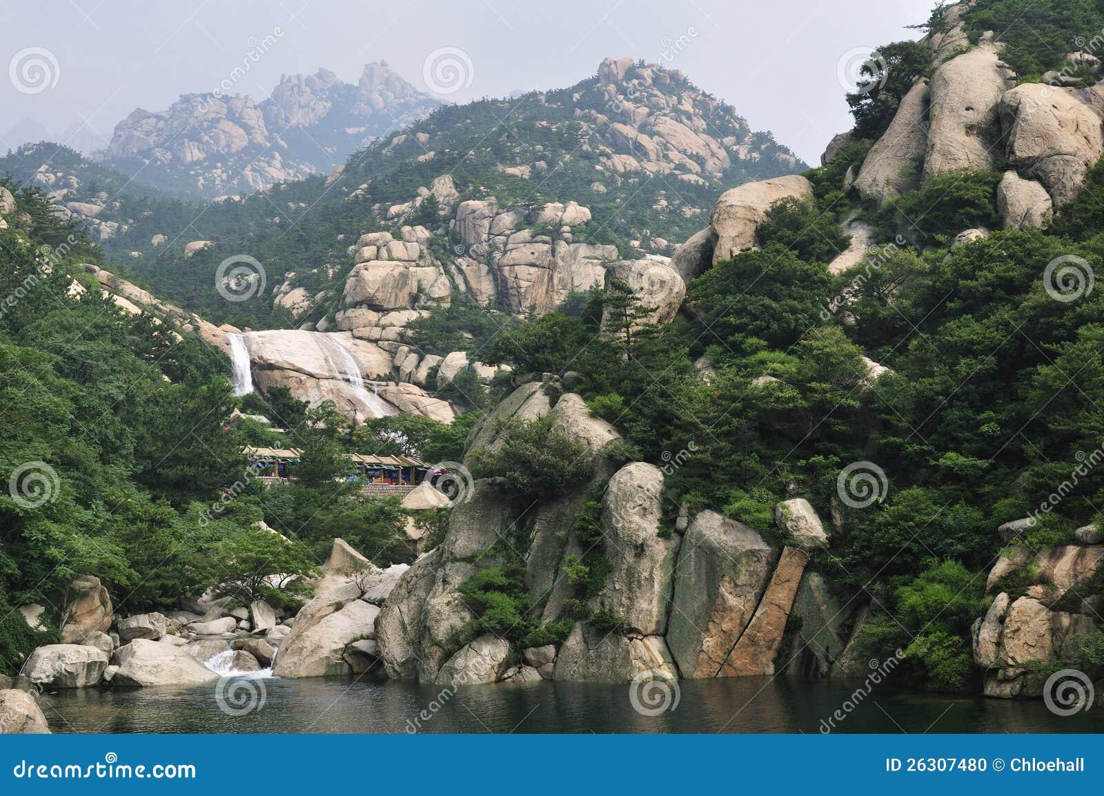 Laoshan góra