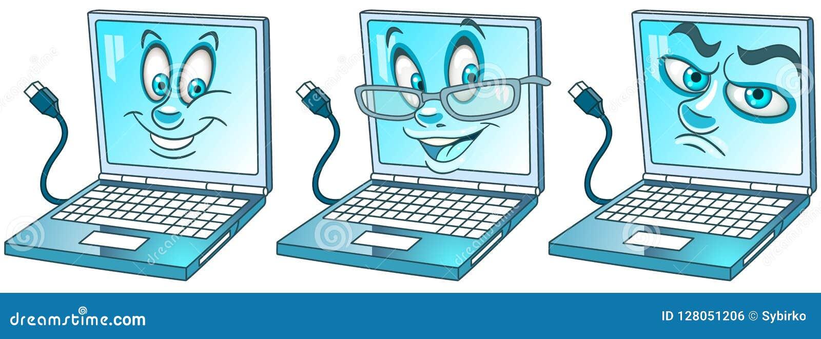 Lap-top Φορητός υπολογιστής Σύγχρονη έννοια τεχνολογιών