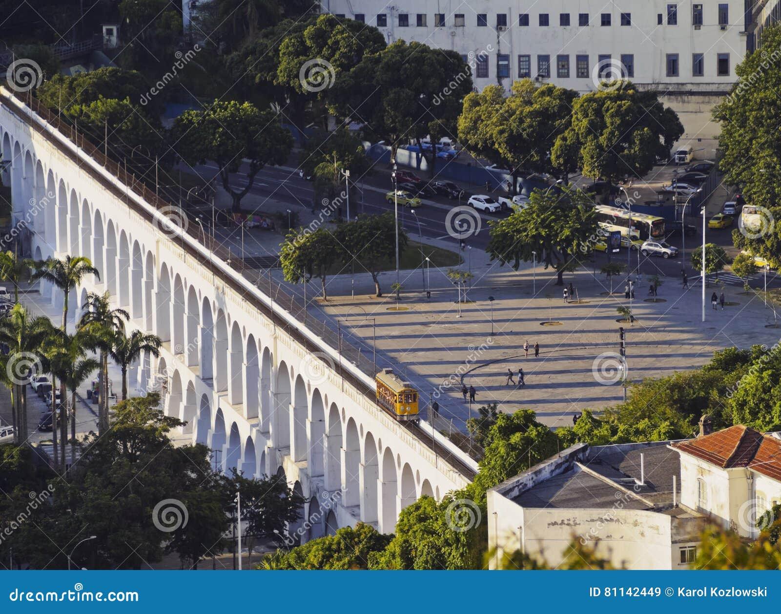 Lapa曲拱在里约