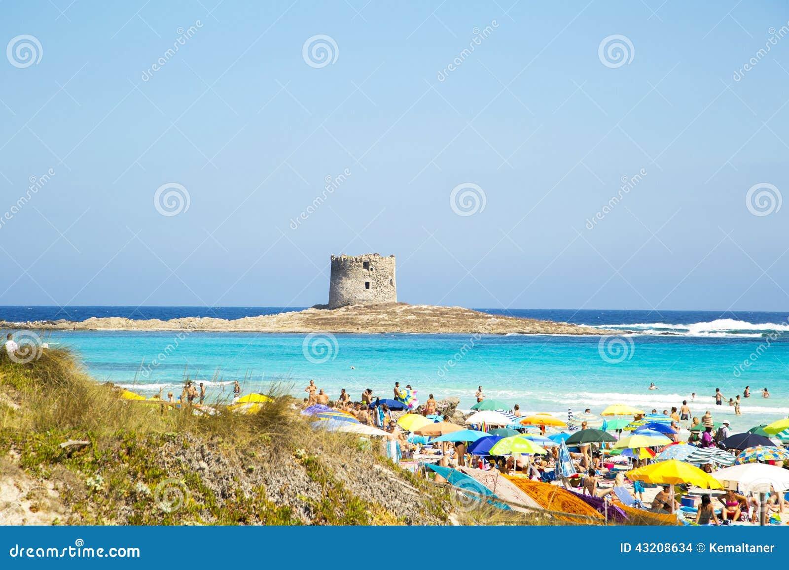 Download LaPelosa strand redaktionell fotografering för bildbyråer. Bild av sommar - 43208634