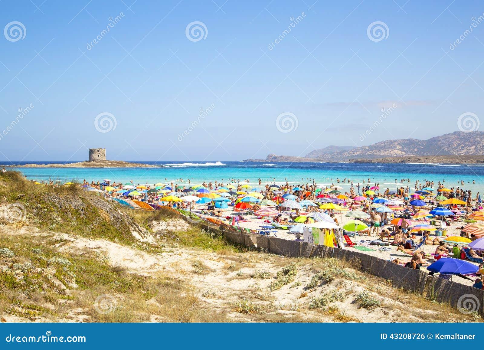 Download LaPelosa strand redaktionell bild. Bild av semester, liggande - 43208726