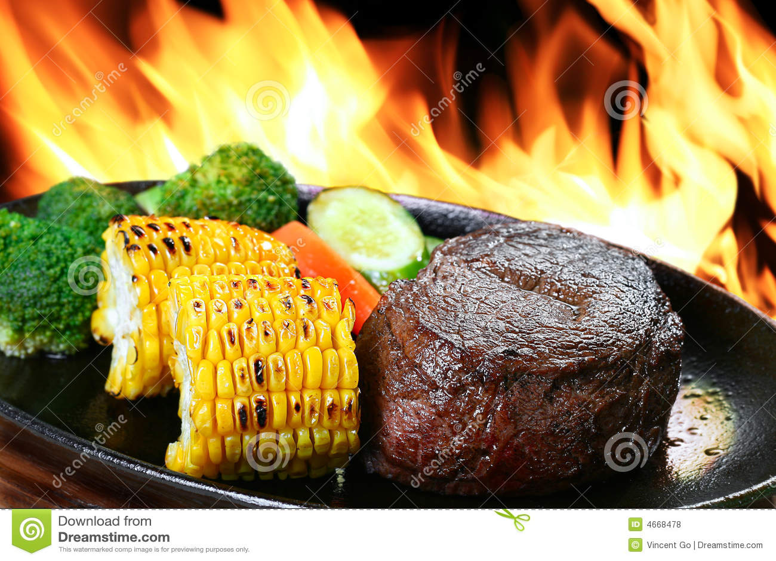 Lapje vlees