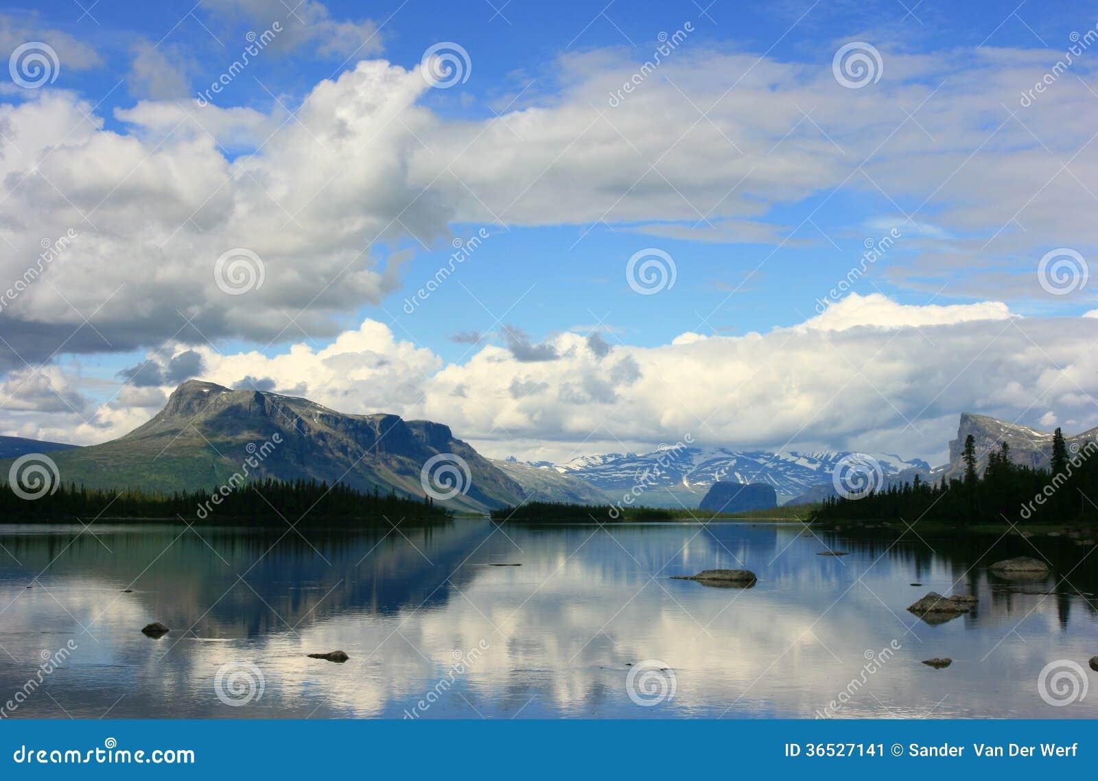 Lapland widok