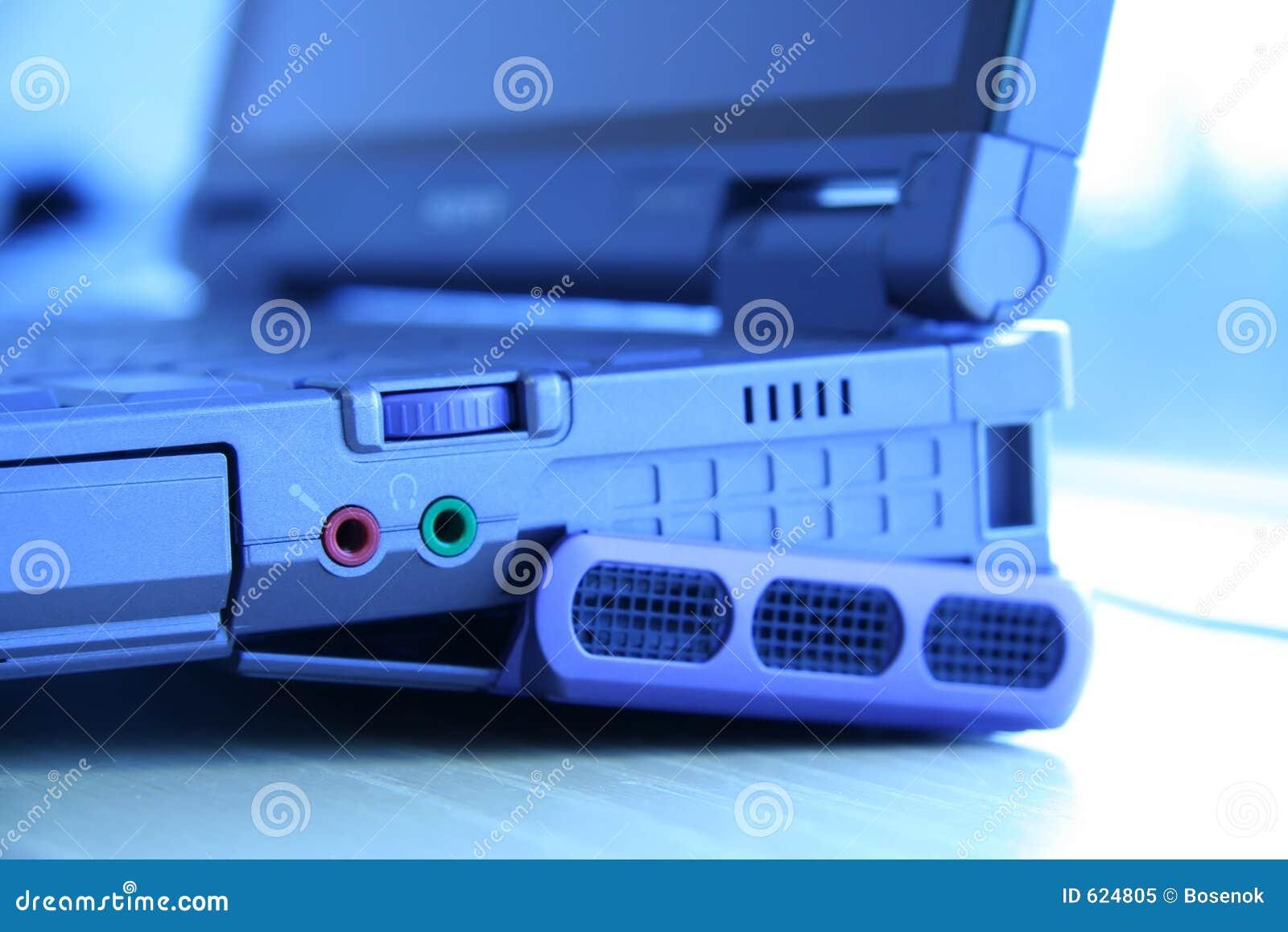 Laptop audioschakelaars