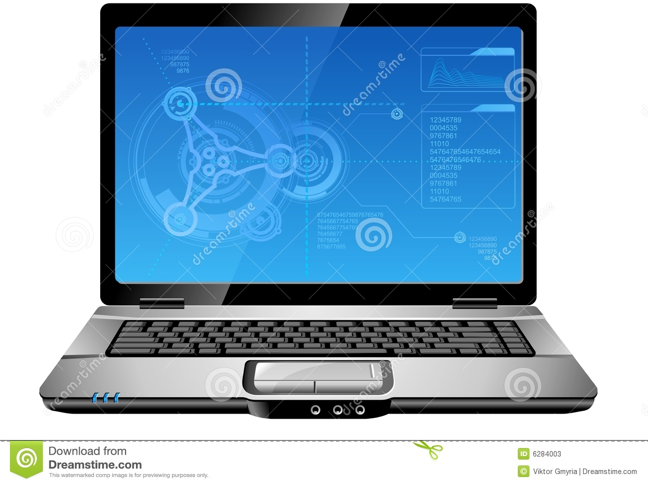 Laptop For Web Design Graphics
