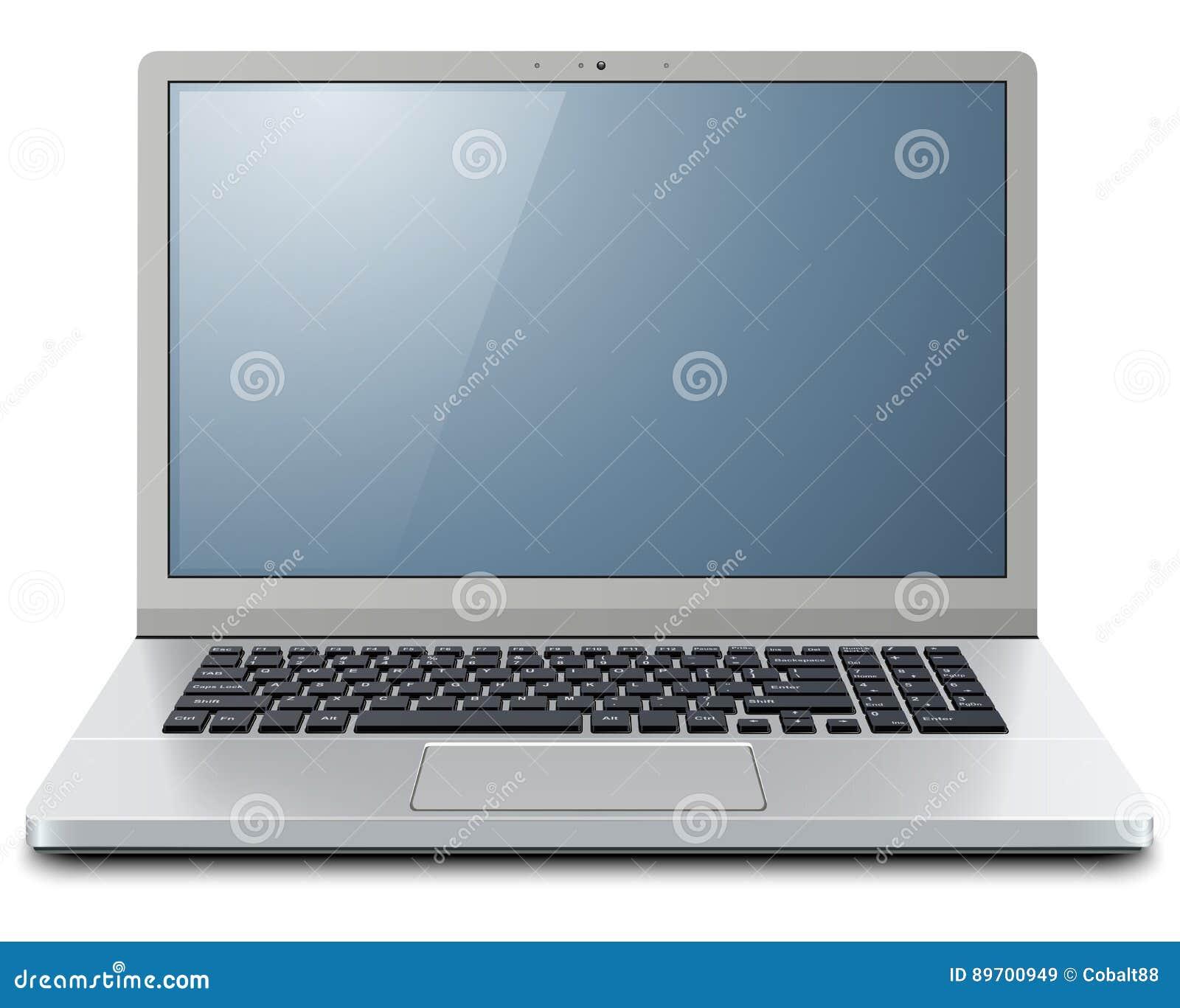 Laptop 3D computer