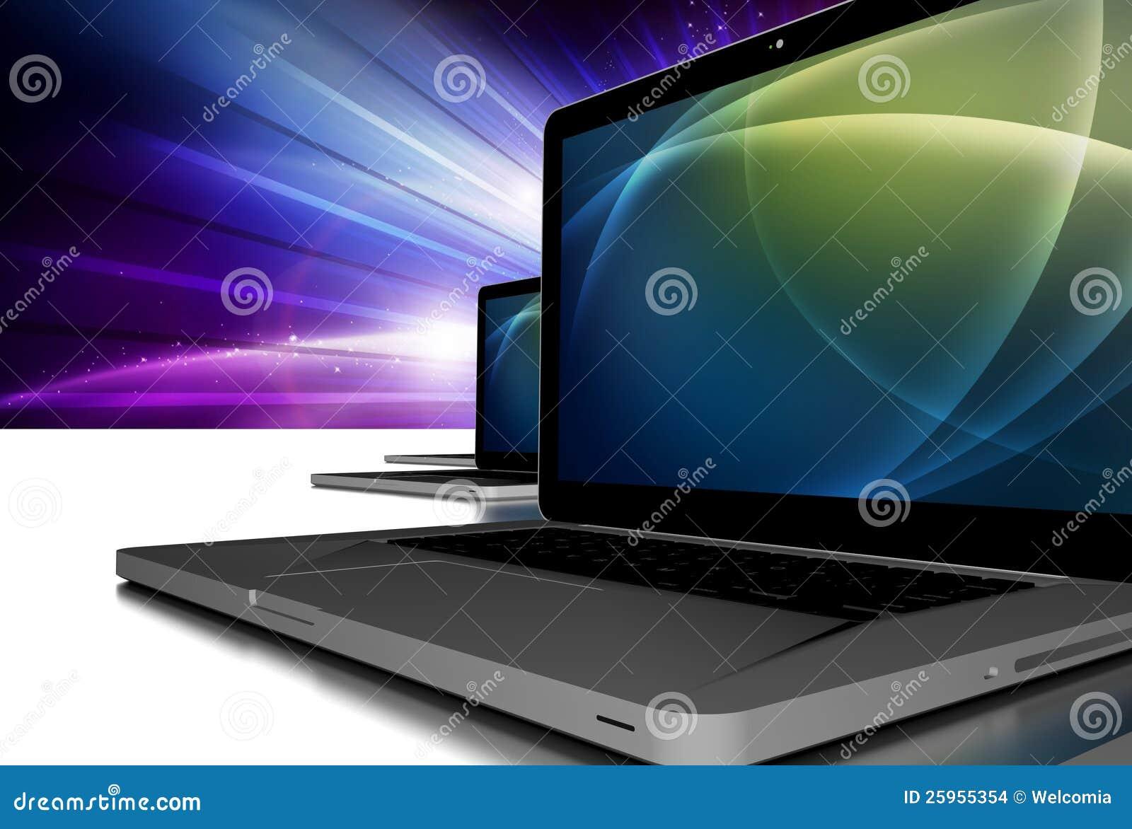 Laptop de Computers van PC
