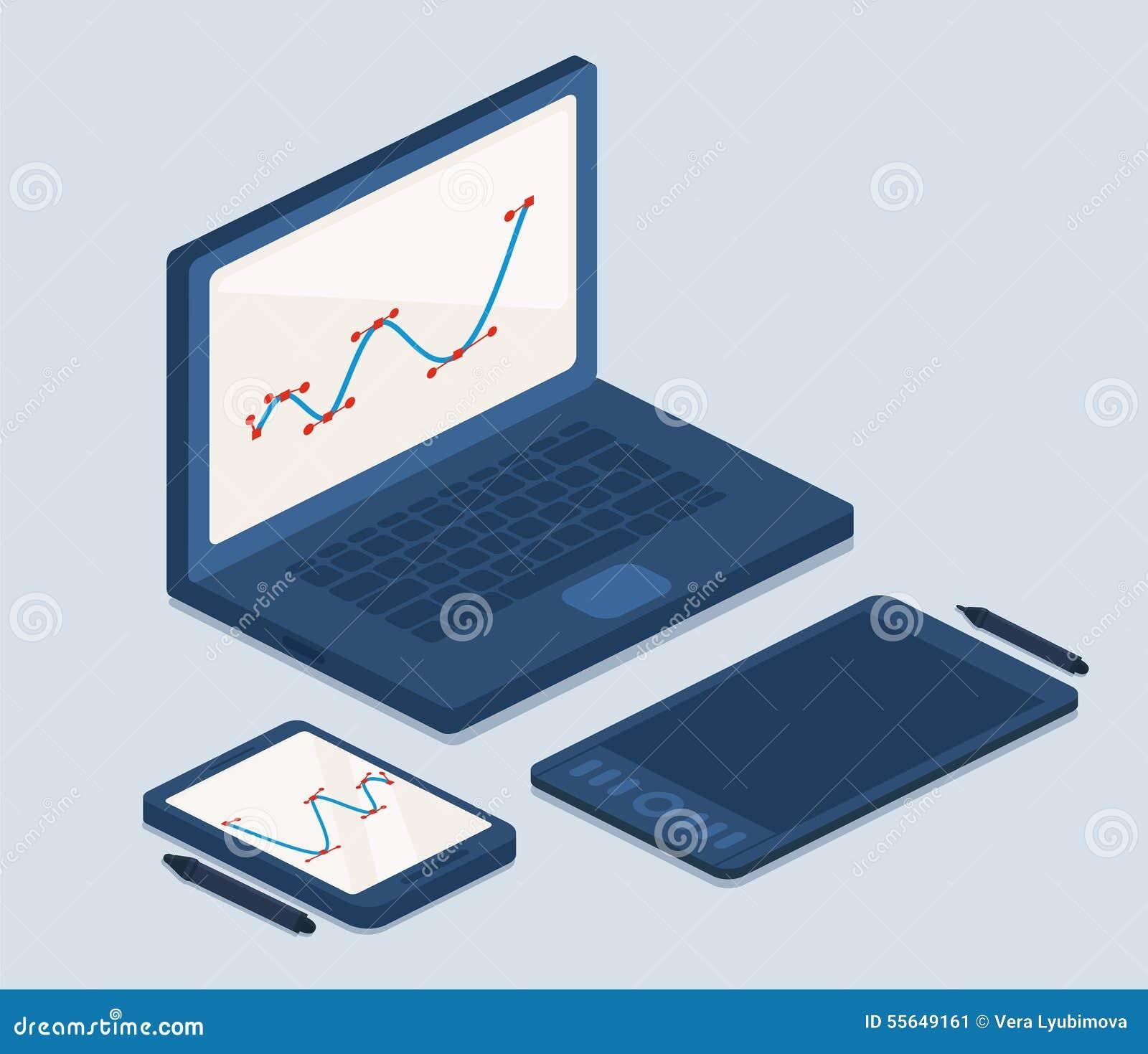 Laptop en Tabletcomputers voor het Werk