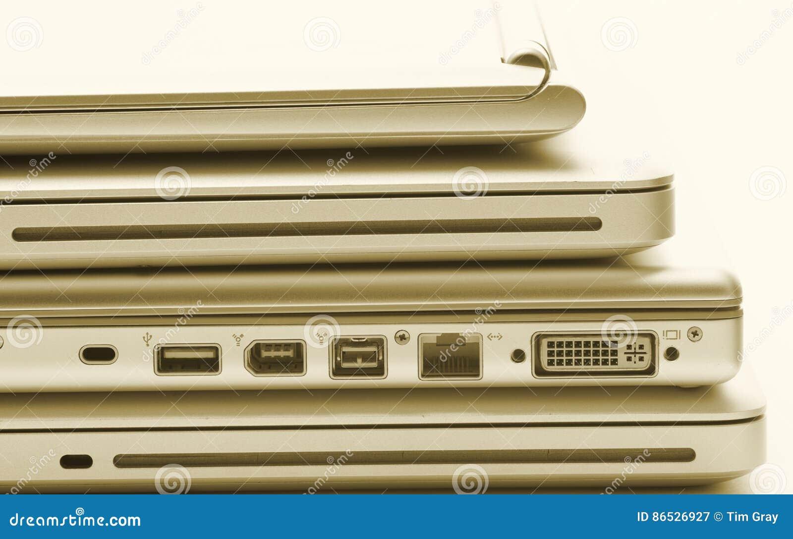 Laptop gold