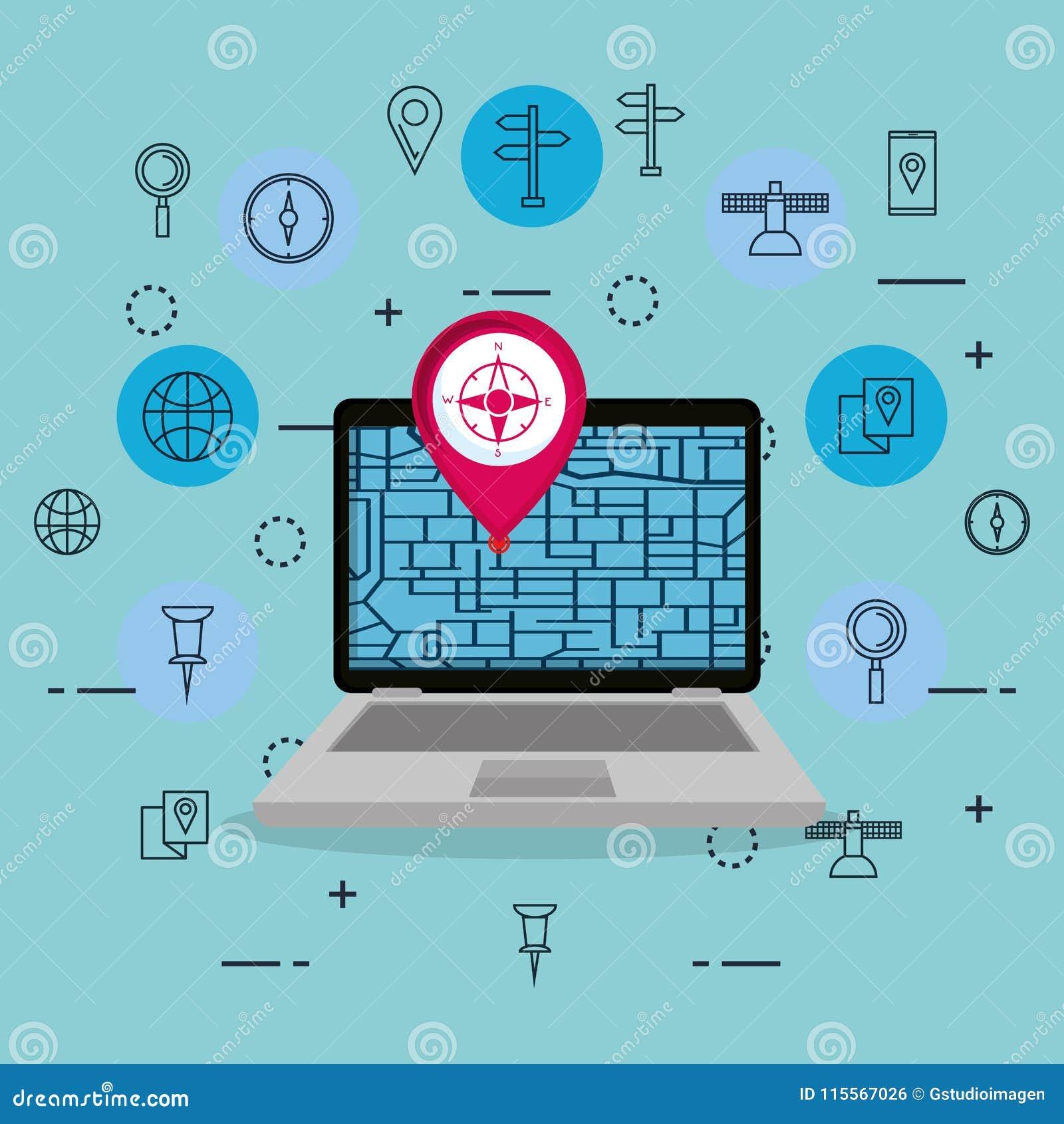 gps navigation software for laptop free download