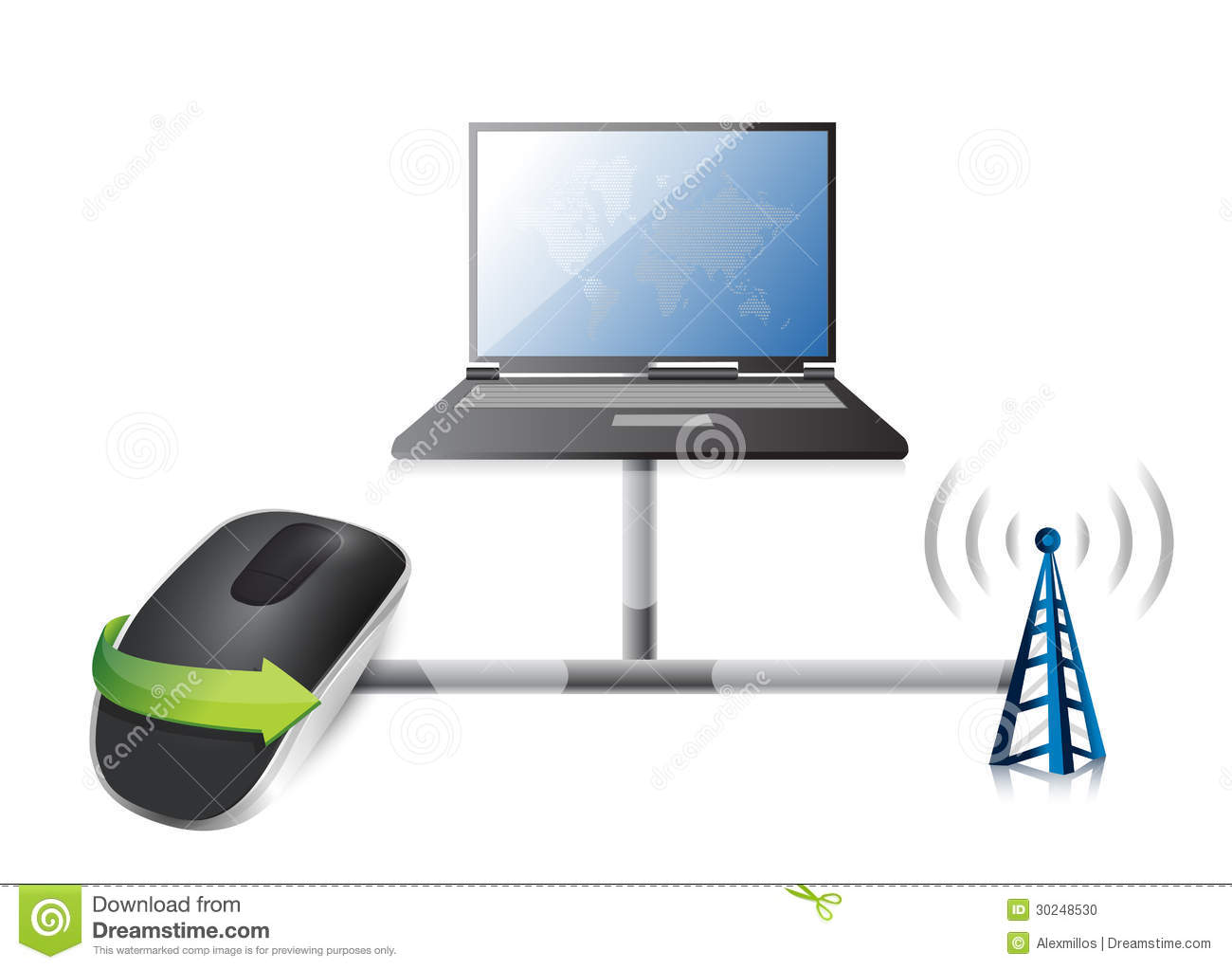 Wireless Laptop Plans Video Search Engine At