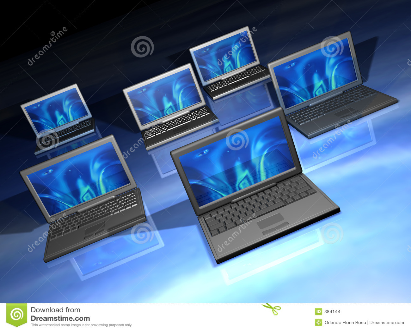 Laptops netwerk
