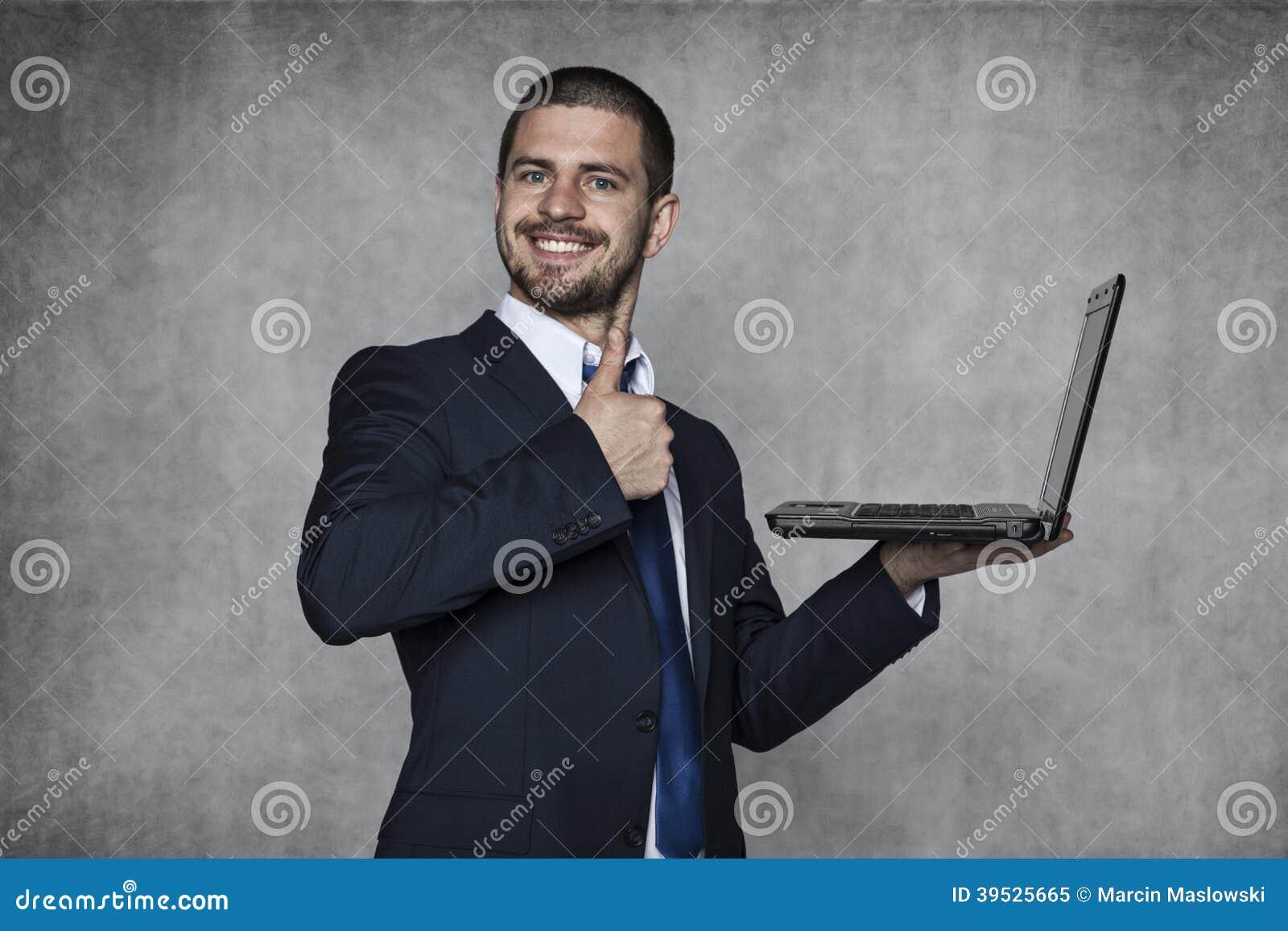 Laptops zijn de toekomst in zaken