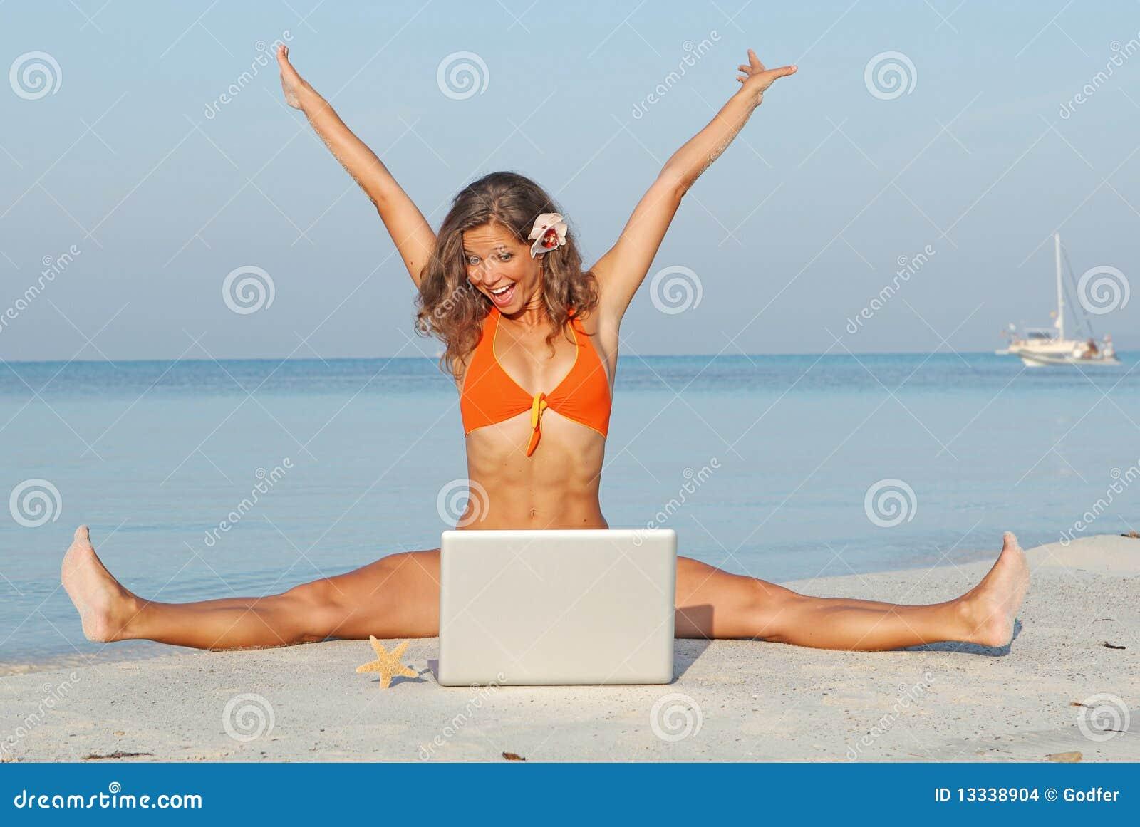 Laptopu wakacje