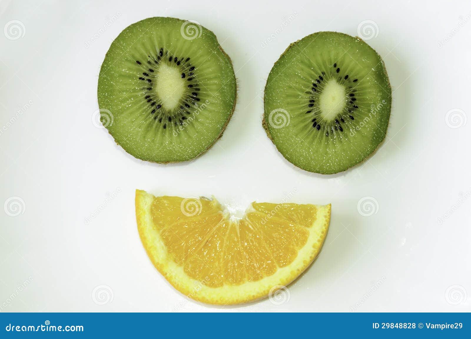Sorriso do fruto