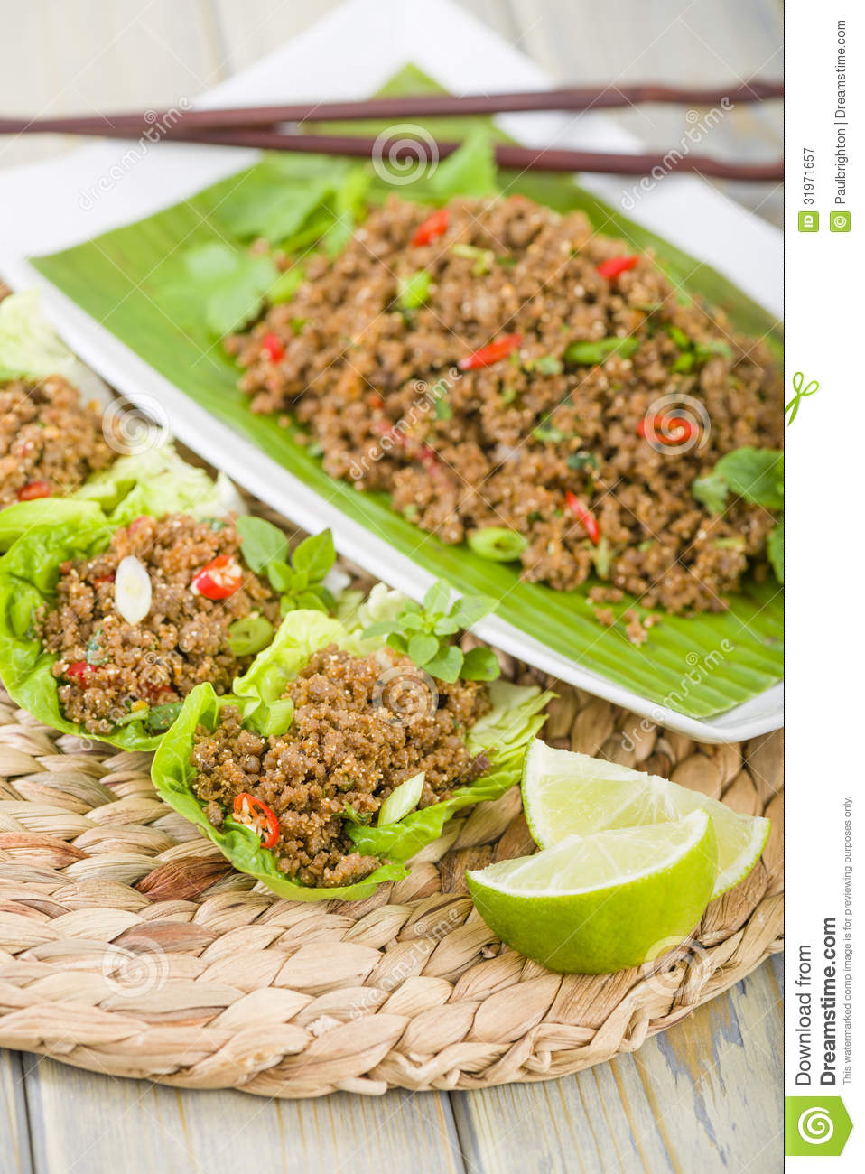 paleo ground beef lettuce wraps | PALEO DESSERTS | PALEO GUIDE