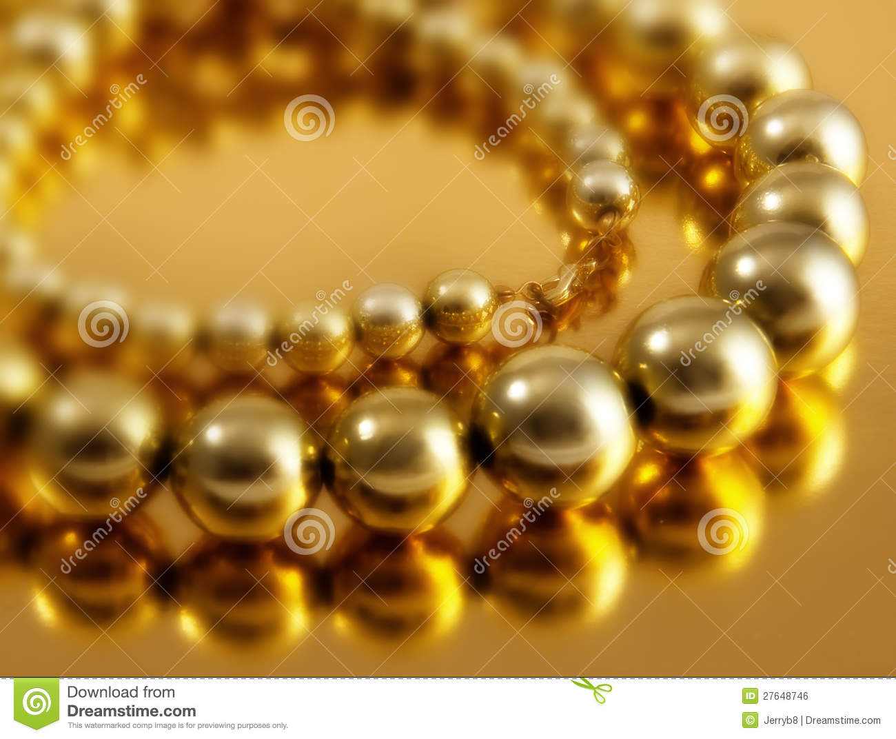 large bead necklace royalty free stock image image 27648746