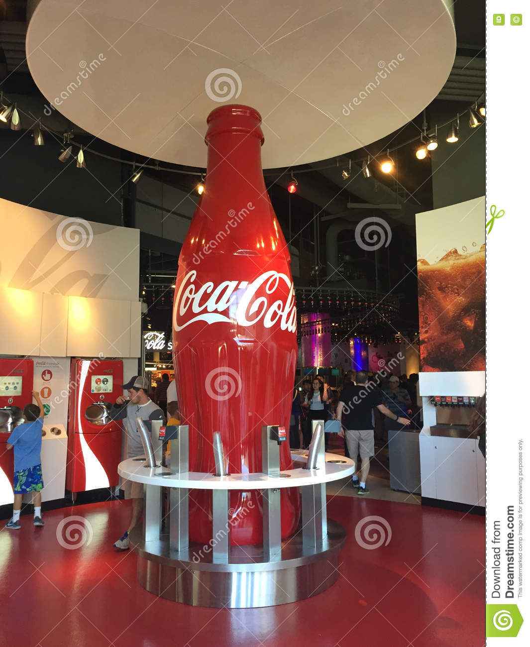 window world atlanta replacement windows large cocacola bottle display at the world of in atlanta ga bottle display editorial photo image large