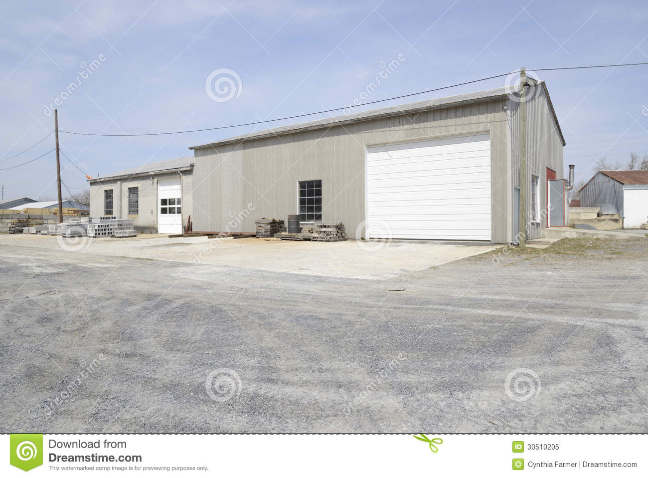 up roll door in push commercial building the stock electric garage automatic floo gate photo ground or modern