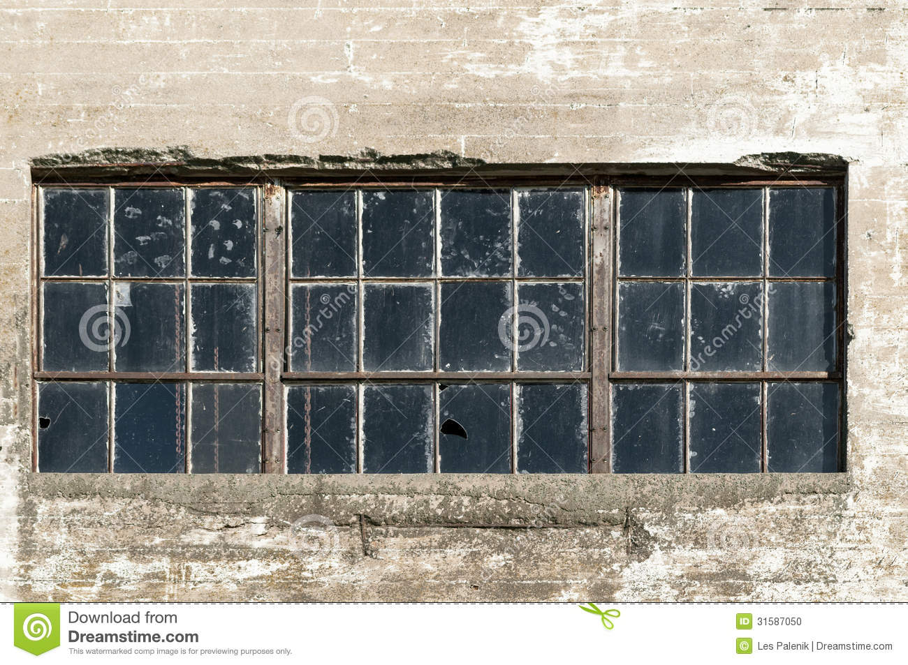 Large factory window stock photo image of window glass for Stock fenetre gundershoffen