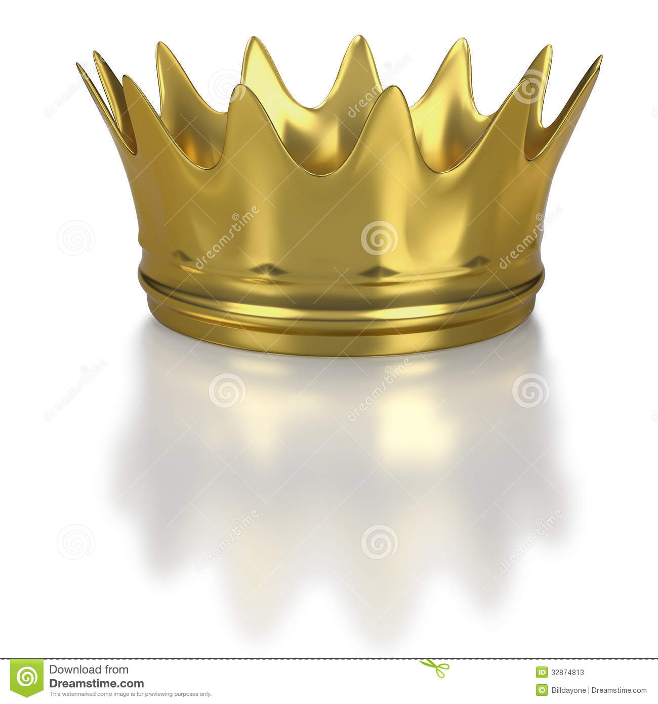 Gold crown background - photo#11
