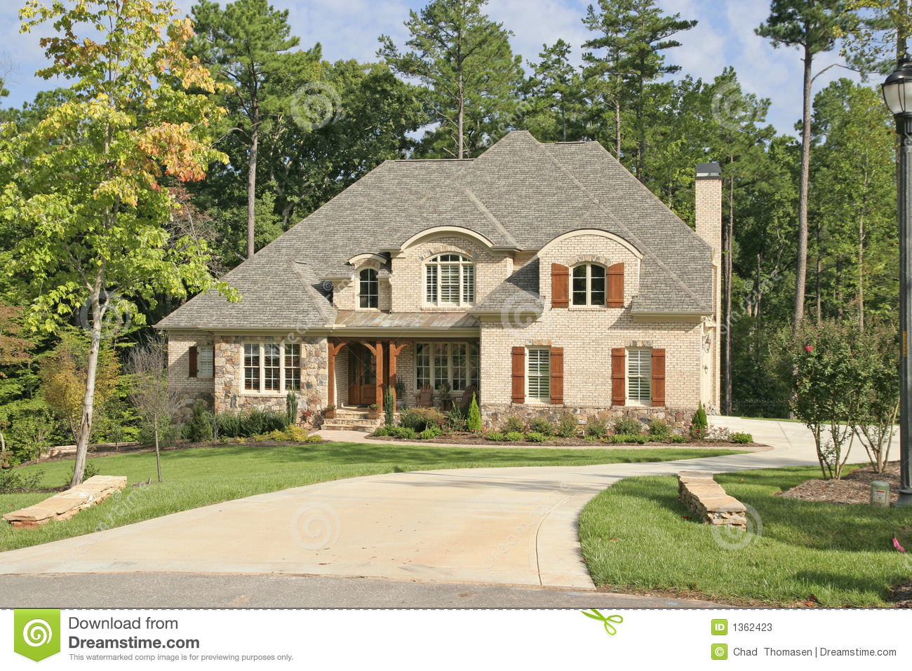 Country Ranch House Plans