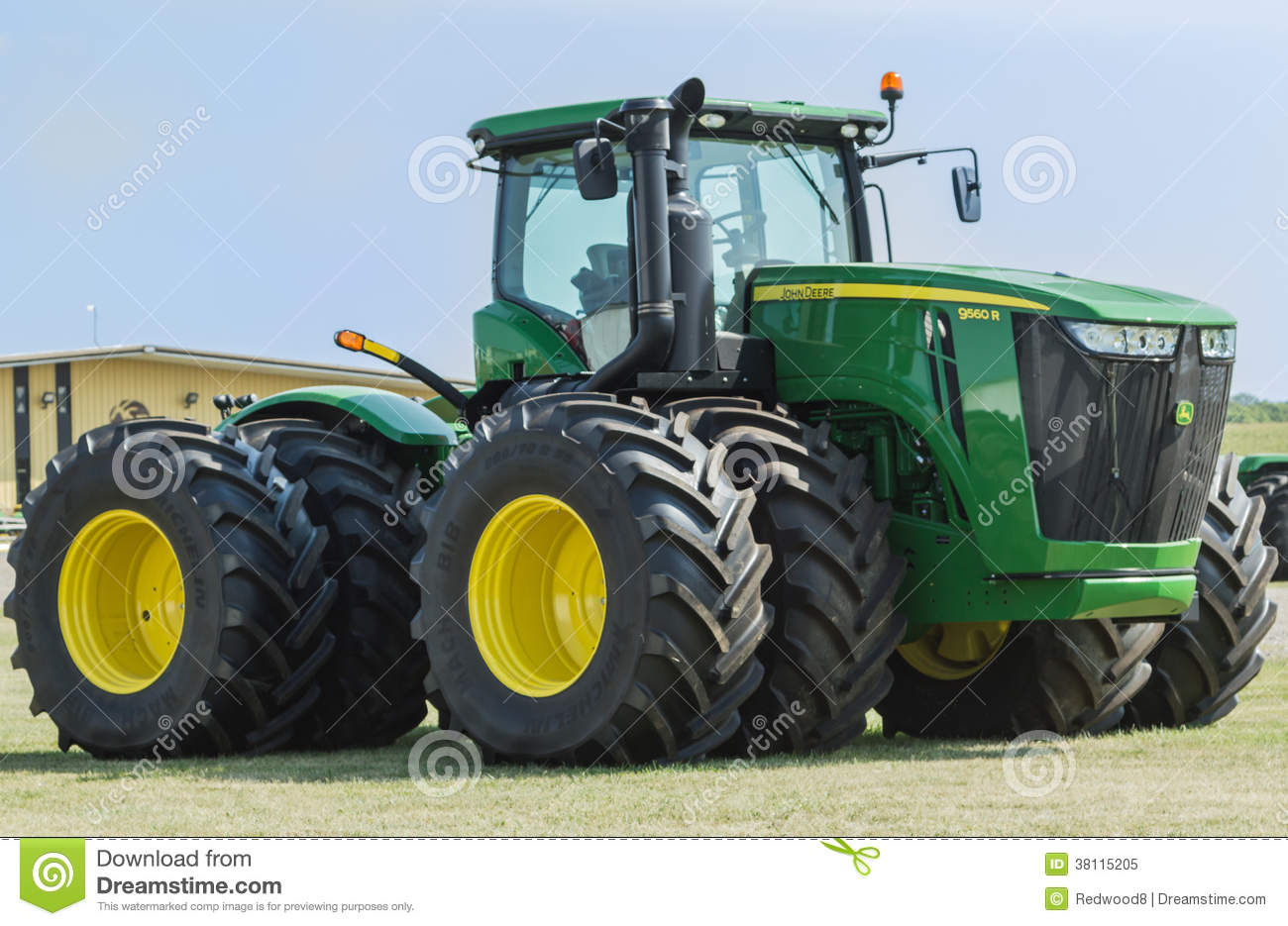 john deere captivity insist