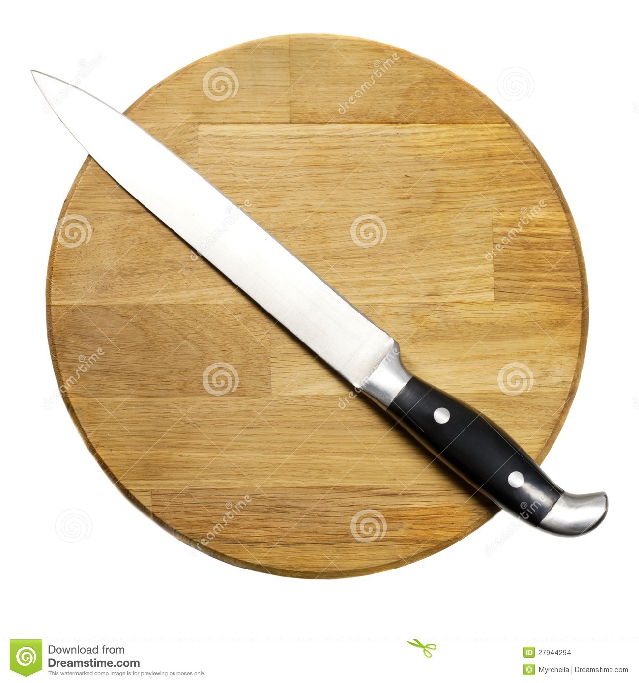 large kitchen knife on a wooden board stock images image knife clipart black and white images