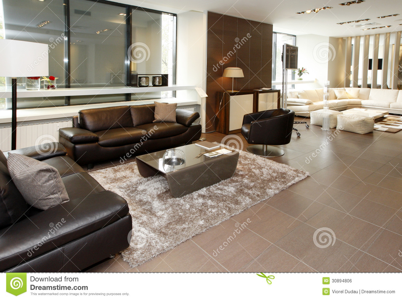 Large living room royalty free stock image image 30894806 for Large living room sofas