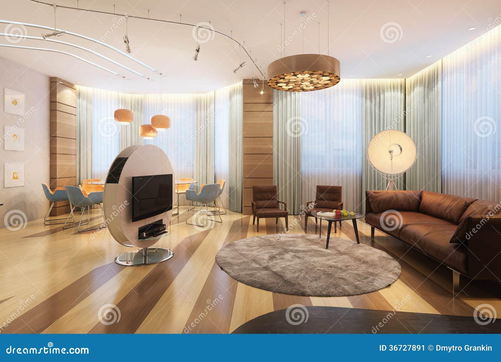 Modern Bathroom Designs Yield Big Returns In Comfort And: Large Luxury Bathroon Stock Image