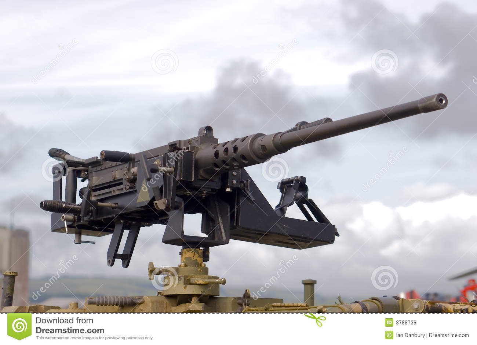 large machine guns