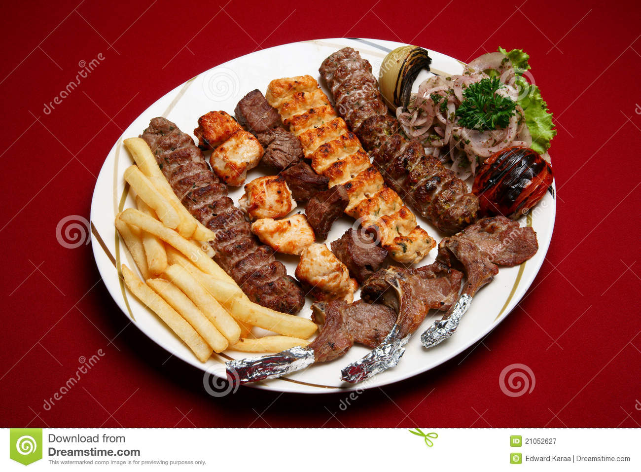 Large Mixed Grills