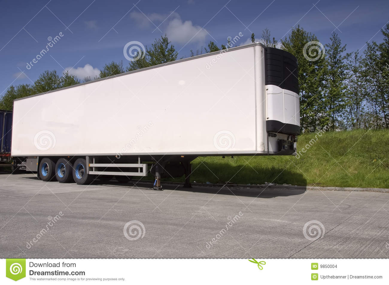 Long-distance refrigerated product trucking Business Plans