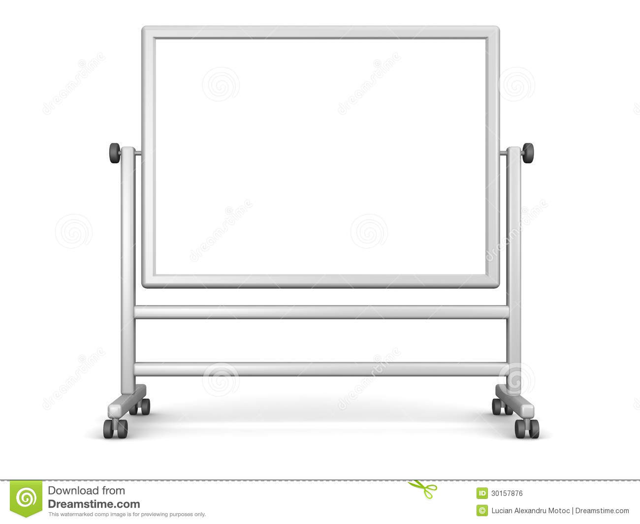 whiteboard clipart black and white. royalty-free stock photo whiteboard clipart black and white