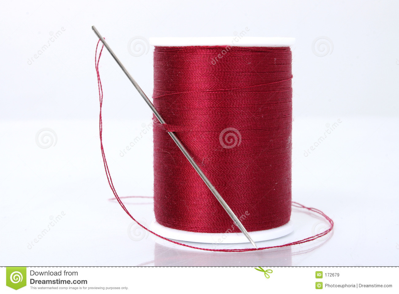 Large Needle And Thread