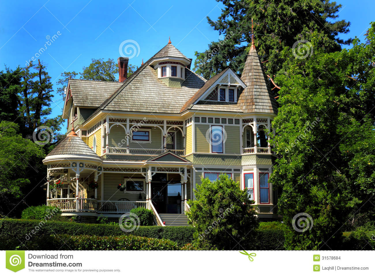 Large old historic home stock photo image of gentleman for Beautiful classic houses