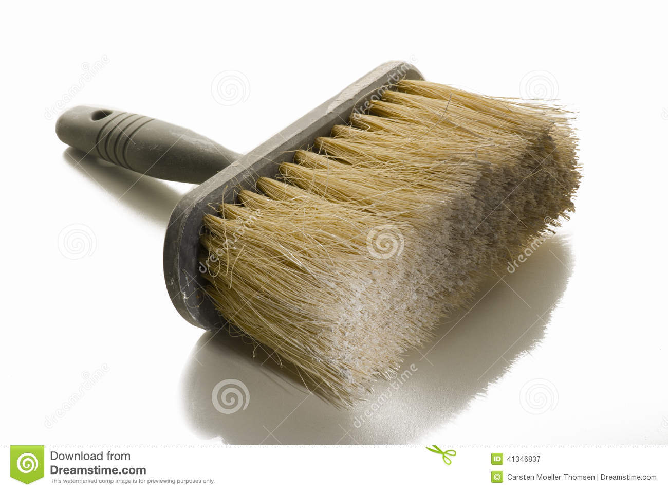 What Is Best To Clean A Paint Brush With