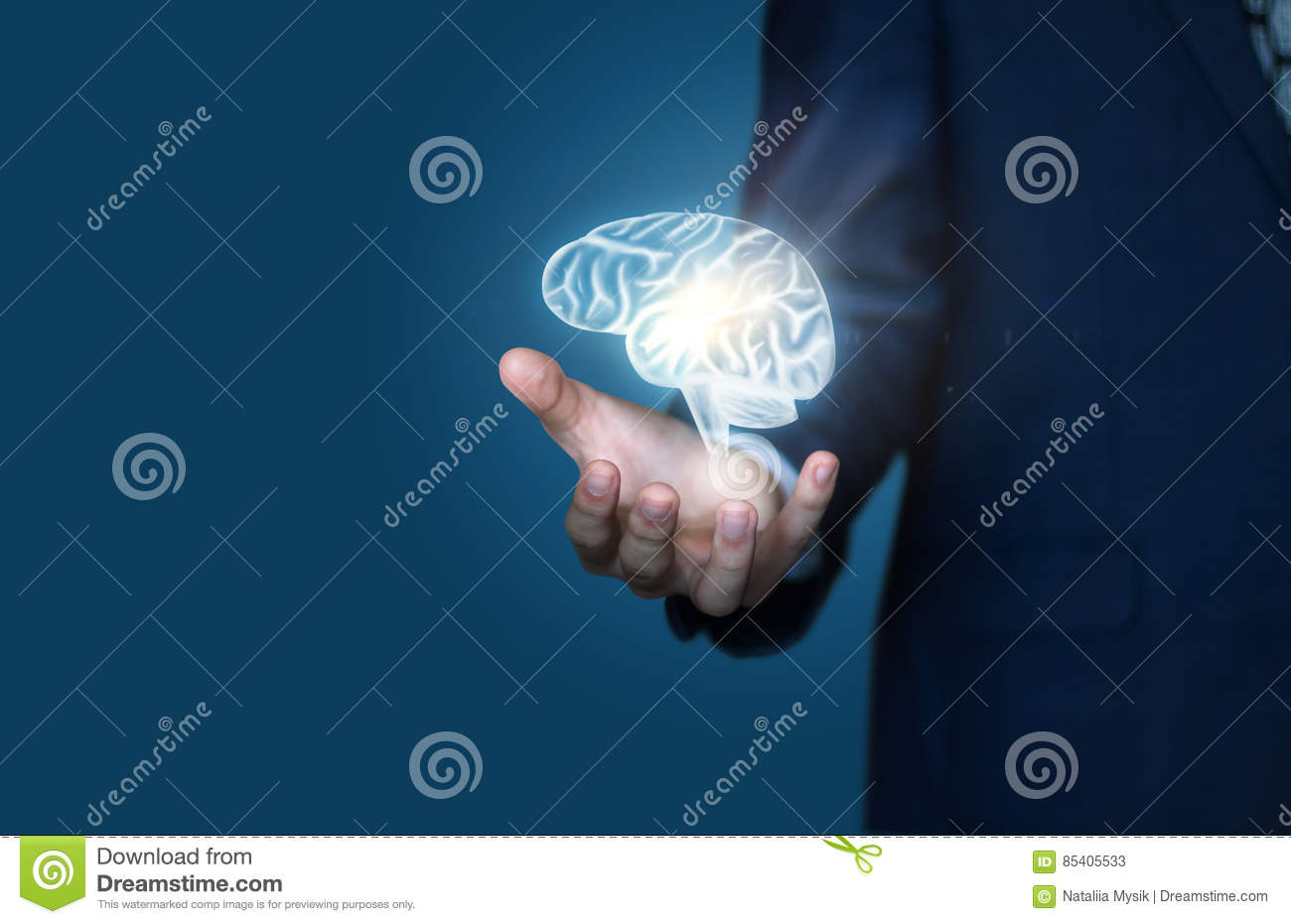 Large possibilities of mind in business.