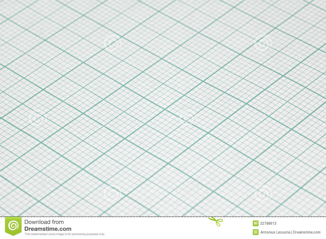 large sheet graph paper stock image image of parallel 22788613