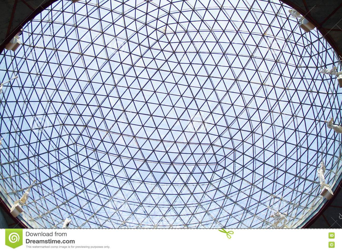 Large skylight royalty free stock image image 15591106 for Large skylights