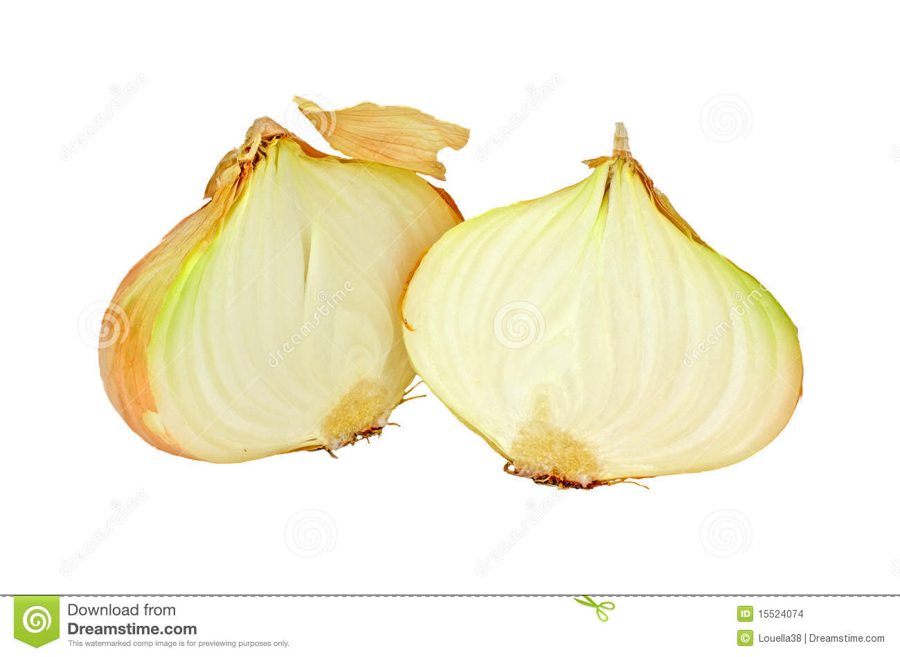 Large split sweet onion stock images image 15524074 - Unknown uses for an onion ...