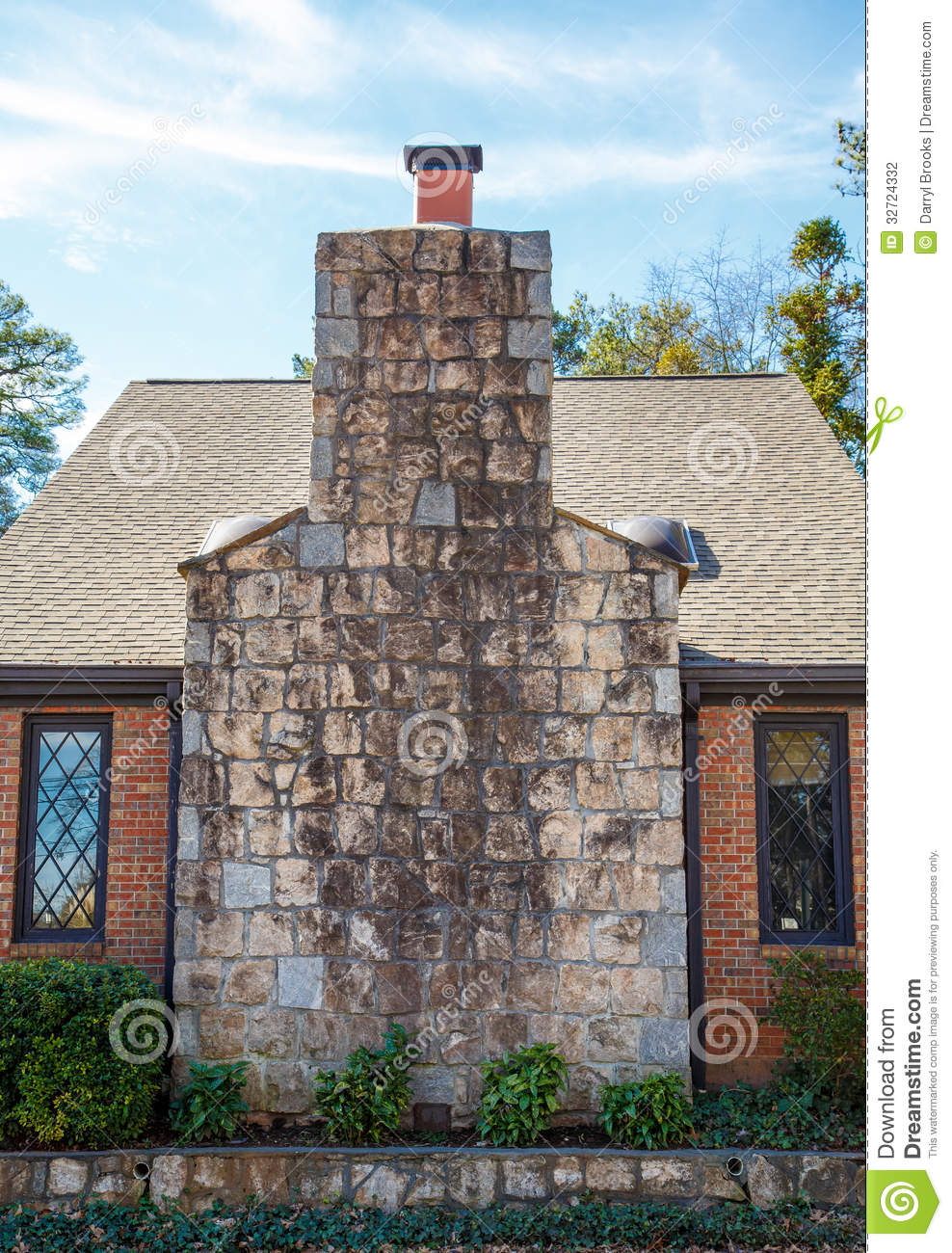 large-stone-chimney-small-brick-cottage-dirty-32724332 Home Plans With Detached on home plans with 6 bedrooms, home plans with 4 bedrooms, home plans with garage, home plans with five bedrooms,