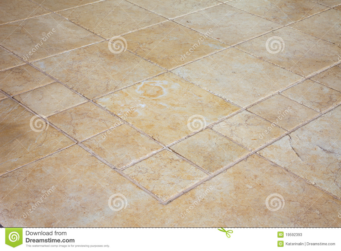 Large Stone Tiles On The Floor Stock Photos Image 19592393