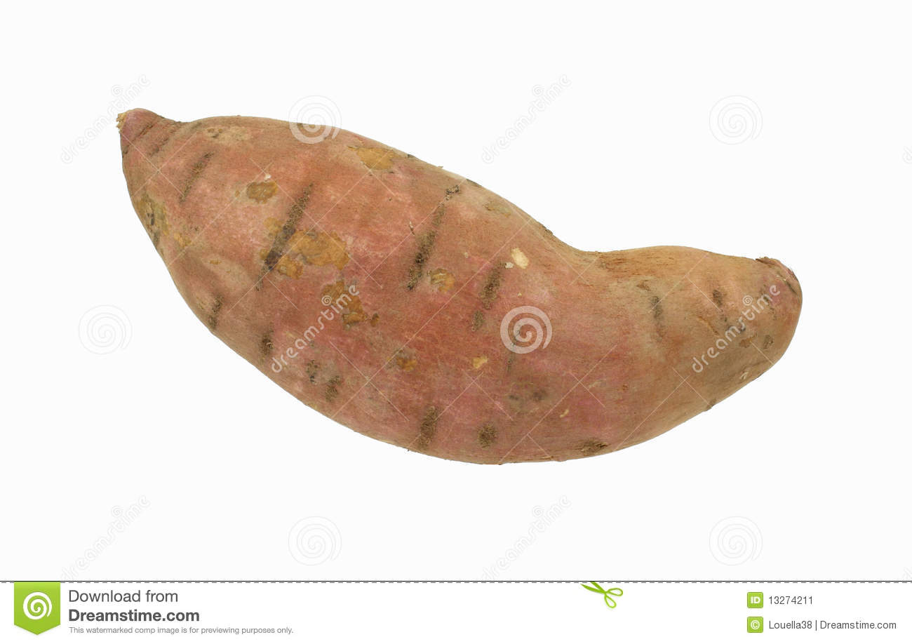 how to cook a large sweet potato