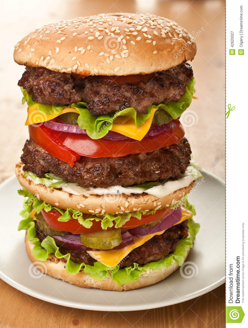 large triple cheeseburger stock photo image 42620027 lunch clip art free images lunch box clipart free