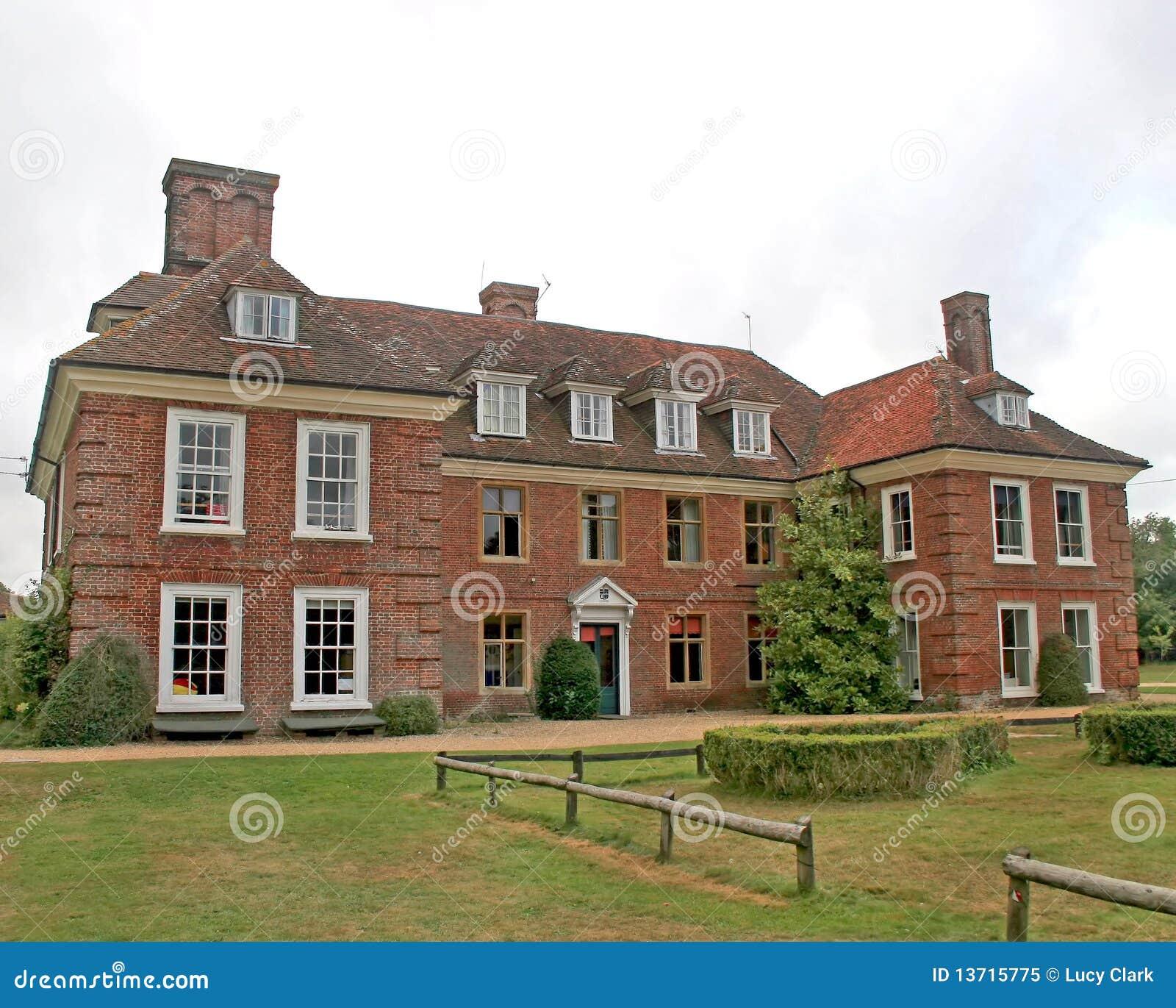 Large Tudor House Royalty Free Stock Photo Image 13715775