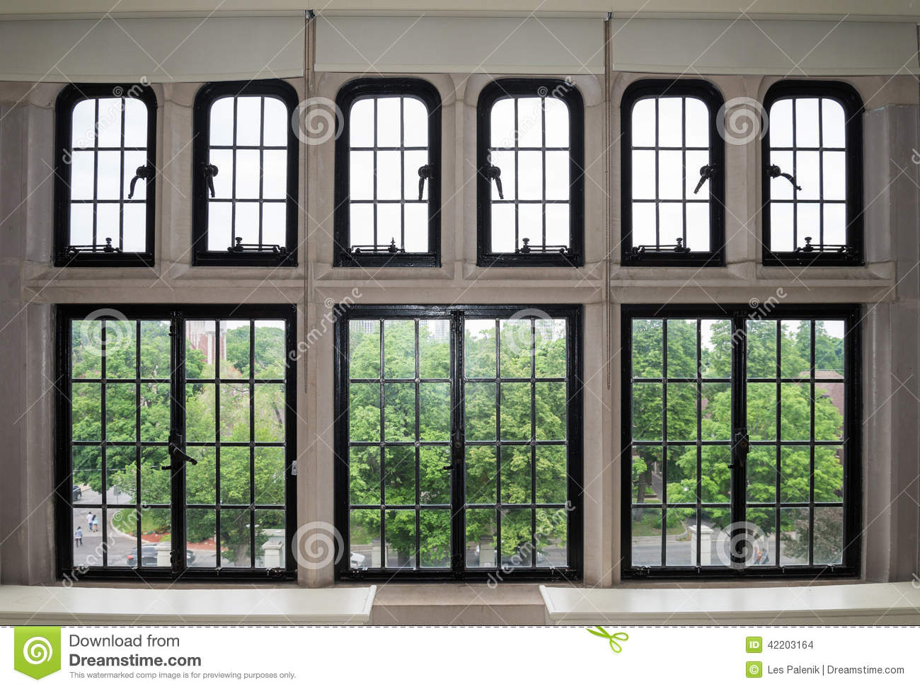 Large window with many panes stock photo image 42203164 for 2 pane window