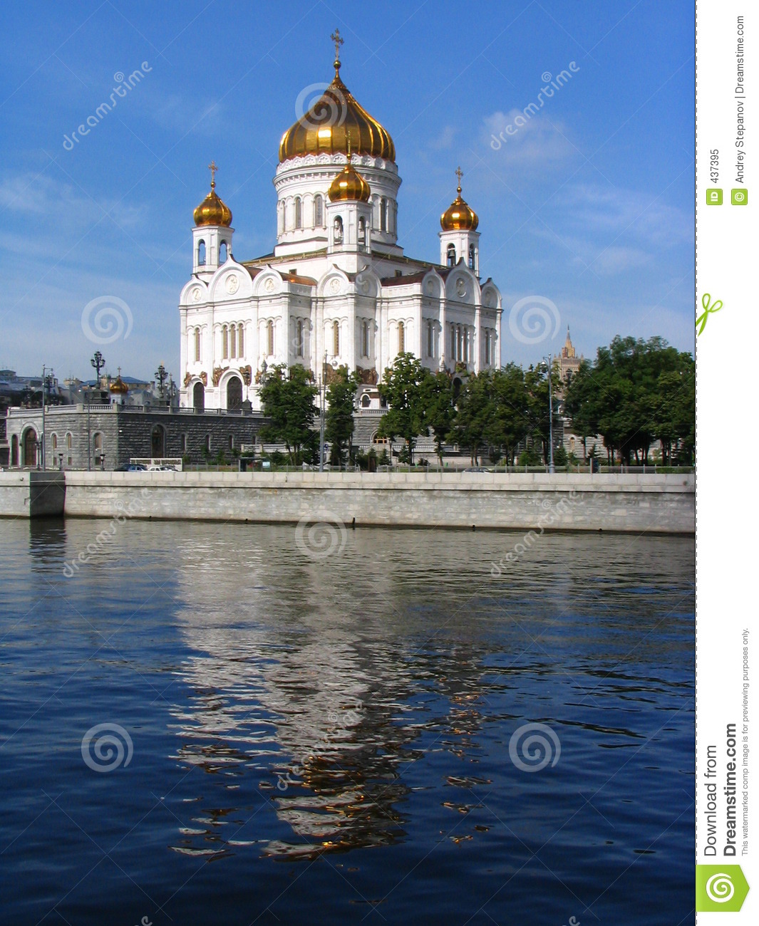 The largest temple in Russia 61
